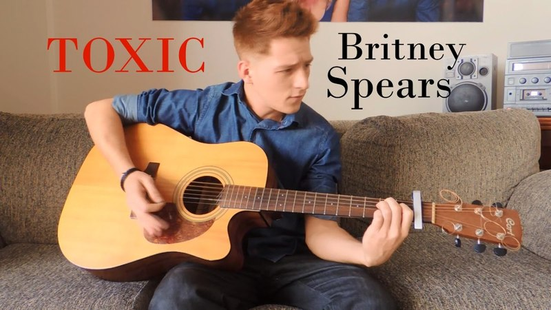 Toxic - Britney Spears l Gabriel Soares cover