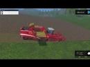 [Geka 413] Урок 11: Сбор урожая картофеля, Farming Simulator 2015