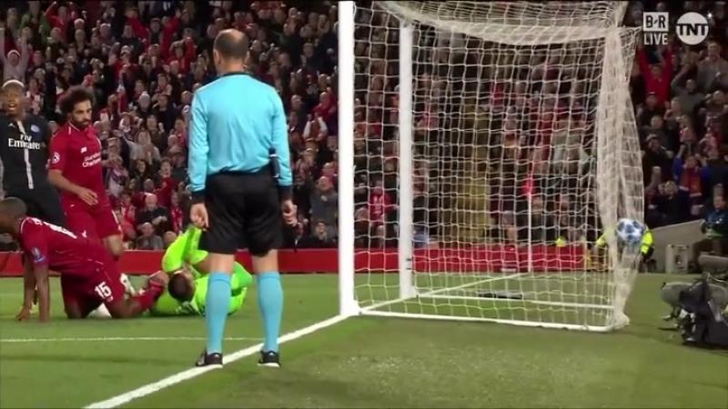 Liverpool - PSG, 18.09.2018, highlight