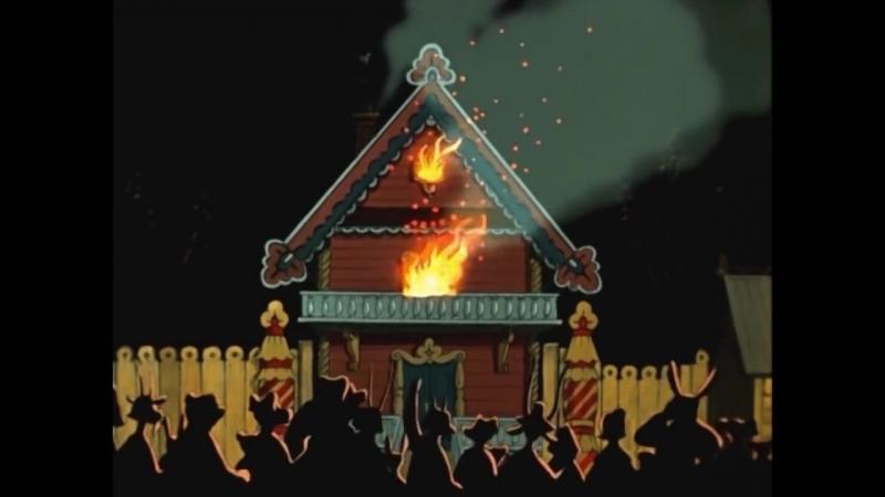 Кошкин дом _ Сказки для детей - мультики на стихи Маршака
