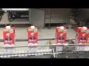 Упаковка молока АМКА