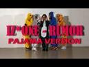 IZ*ONE - Rumor [PAJAMA VERSION] by MDCOV