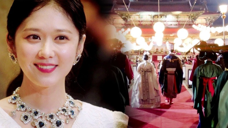 [The Last Empress] 장나라×최진혁×신성록, 황실을 겨냥한 핏빛 복수의 시작! @황후의 품