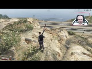 [DILLERON ★] ч.32 Один день из жизни в GTA 5 Online - РАДУЖНЫЙ ЭПИК!! ПРОКАТИСЬ НА РАДУГЕ!!