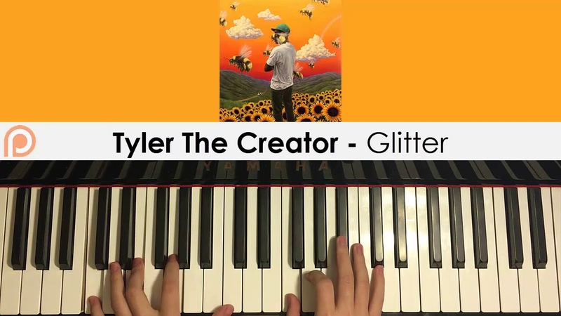 Tyler, The Creator - Glitter (Piano Cover) | Patreon Dedication 166