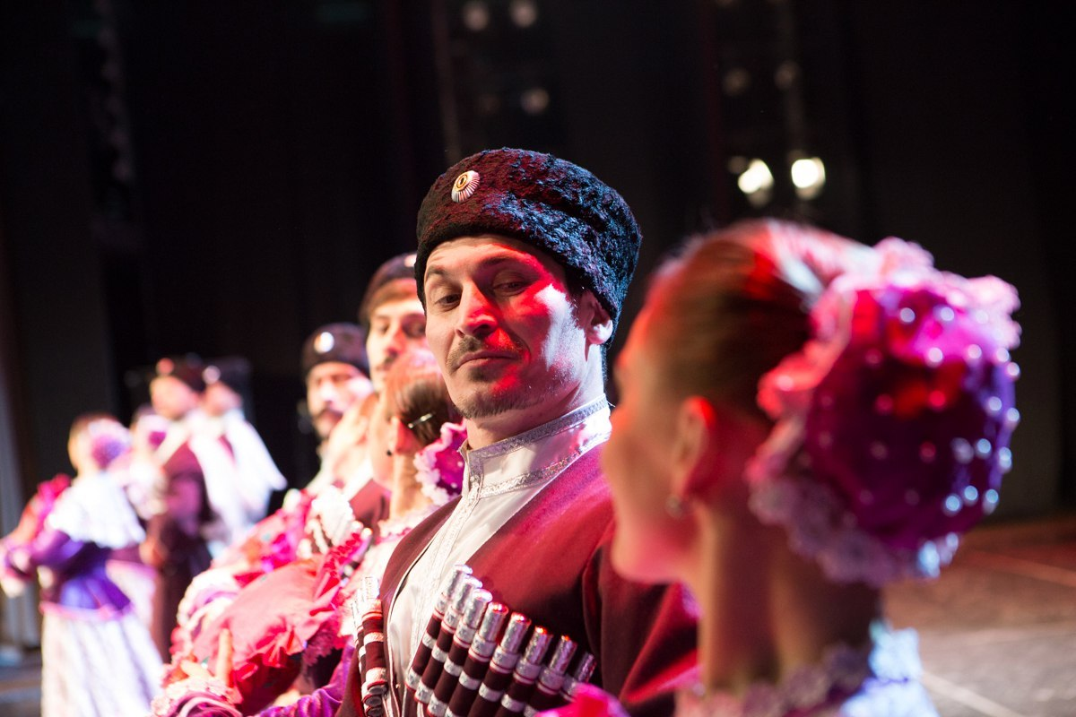 Афиша Владивосток Кубанский казачий хор во Владивостоке