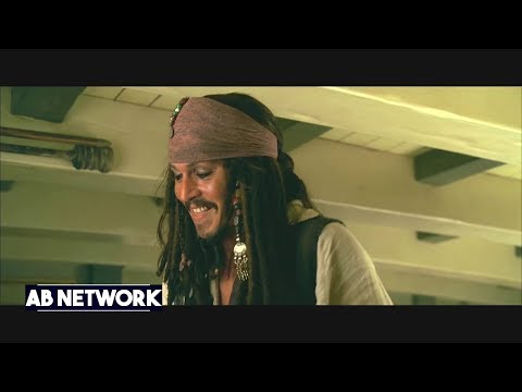 Johnny Depp - Funniest Bloopers
