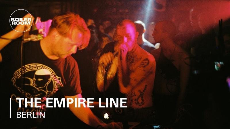 The Empire Line   Boiler Room x Herrensauna