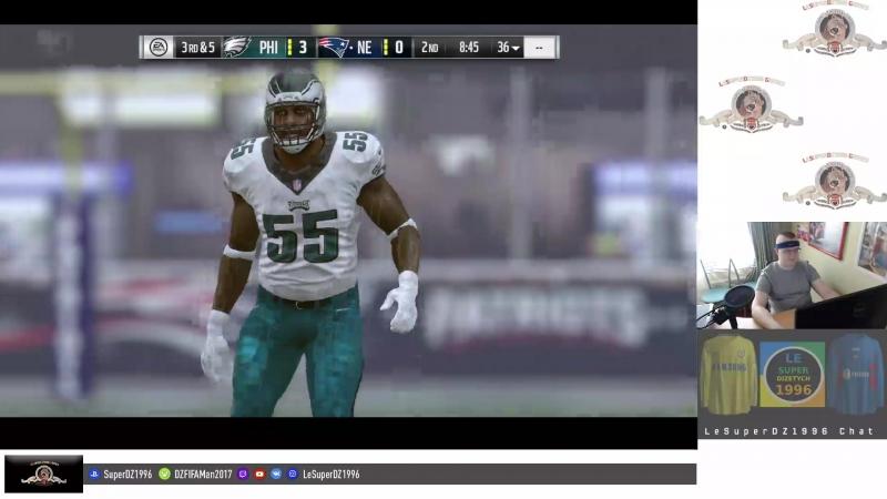 Madden NFL 17 (PS4) - Twitch Stream 312