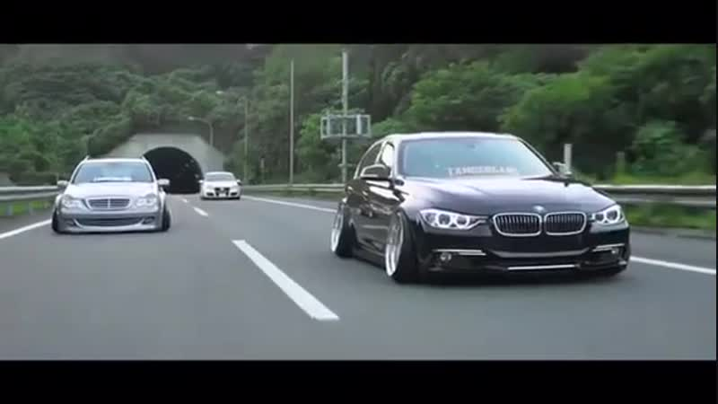 Bmw f30, Mercedes-Benz w203