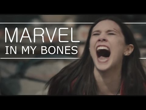 Marvel || In My Bones (Thank you for 3,000subs! )