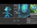[YanSculpts] How To Create A Character In Blender - Part 4/8 - Cycles Materials Tutorial
