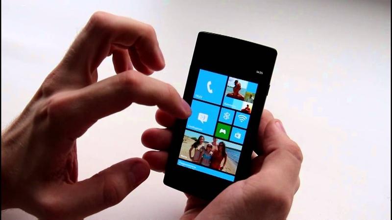 Бестолковое обновление до Windows Phone 7.8