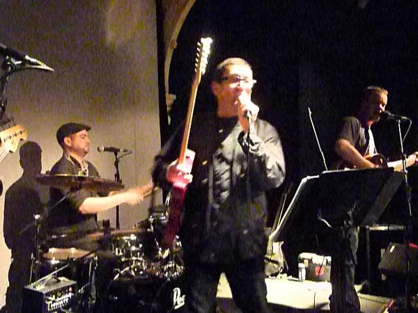 Paul Heaton Career Opportunities The Clash cover Kings Arms Salford 15 5 12