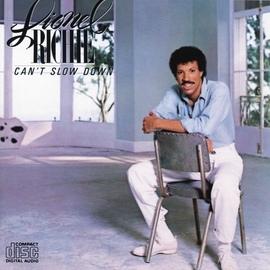 Lionel Richie альбом Can't Slow Down