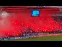 Choreo Pyro 1 FC Magdeburg 1 FC Union Berlin FCM vs FCU 1 0 09 12 2018