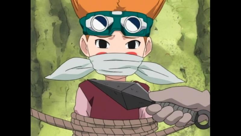 Наруто /Naruto 1 сезон 21 серия