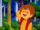 Басни Эзопа (Япония, 1983) дублированный фрагмент полнометражного мультфильма