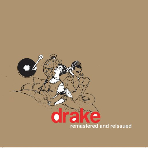 Drake album The Drake LP - Remastered and Reissued