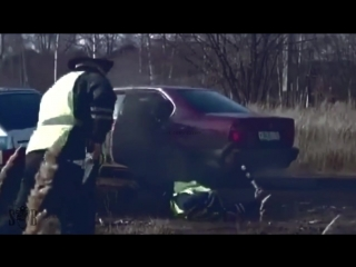 Clear conscience - 2 road cops