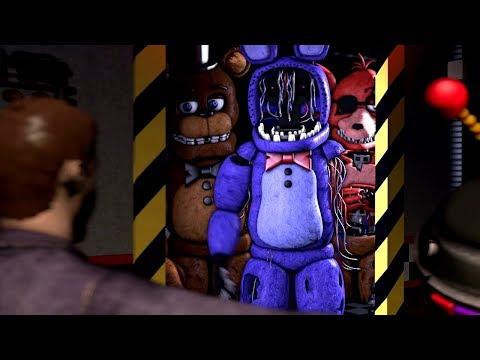 [SFM] FNaF 6 Ultimate Custom Night Special | Five Nights at Freddy's Animation