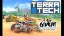 КАРБИТОВАЯ руда и прокачка лицензий TerraTech стрим