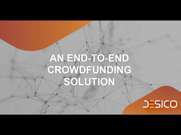 Desico - Платформа по выпуску, продажи/покупки security tokens