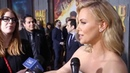 Charlize Theron Interview at MAD MAX Premiere