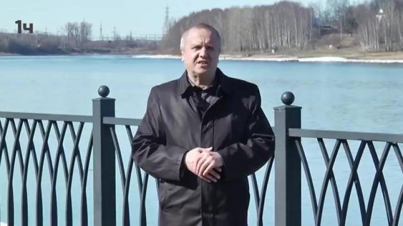 Владимир Рябой в цикле передач