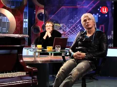 Дмитрий Хворостовский в ток шоу Временно доступен ч 3