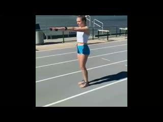 run exercises
