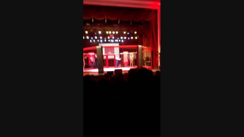 Владимир Злобин Live