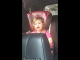 Adorable Toddler does perfect rendition of Bohemian Rhapsody