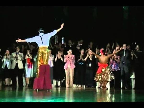 2009 The world super stars dance festival latin - Sergey Surkov Melia