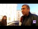 Игорь Албин о сквере в Кузнечном переулке