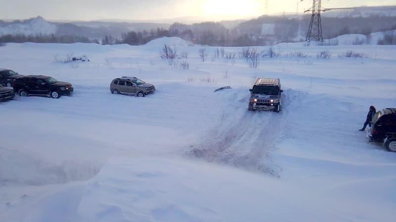 Автодром Комсомольская горка