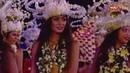 Heiva i Tahiti 2015 Ori i Tahiti Premier prix costume végétal