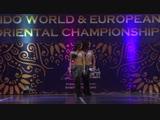 IDO WORLD ORIENTAL CUP 1 place Gadzibabaeva Sabina, Primak Liliya