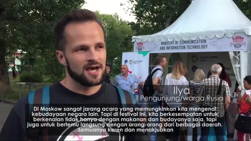 Festival Indonesia kembali digelar di