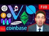 Coinbase adds Ethereum Classic Ontology Vechain Waltonchain IOTA LOOM Bitcoin &amp Crypto News