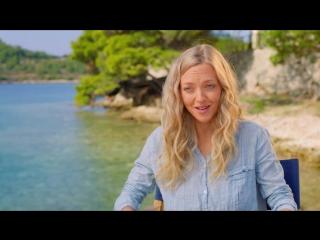 Фичуретка к фильму «Мамма Миа! Это снова мы»: Софи Шеридан #3