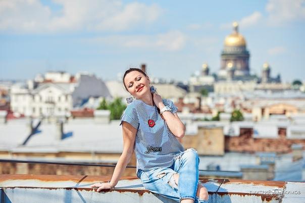 fdzv4dwMny0 - Фотосессии на крышах Питера