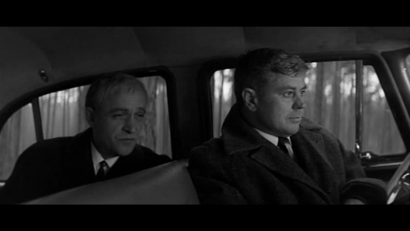 МЁРТВЫЙ СЕЗОН (1968) - криминальная драма, приключения. Савва Кулиш 720p