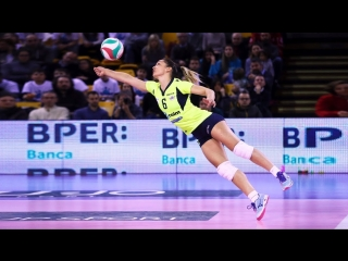 Fantastic Volleyball Actions 2018. DIGS. SAVES. LONG RALLY. Womens Volleyball.
