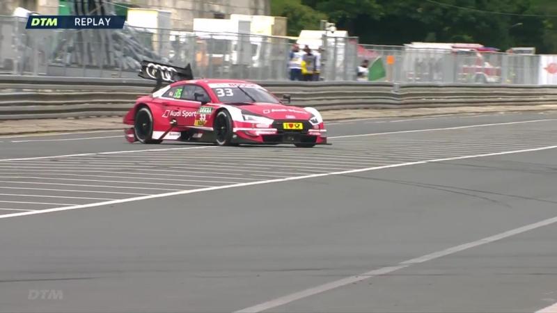 Audi Wants Drifting @ Norisring, DTM