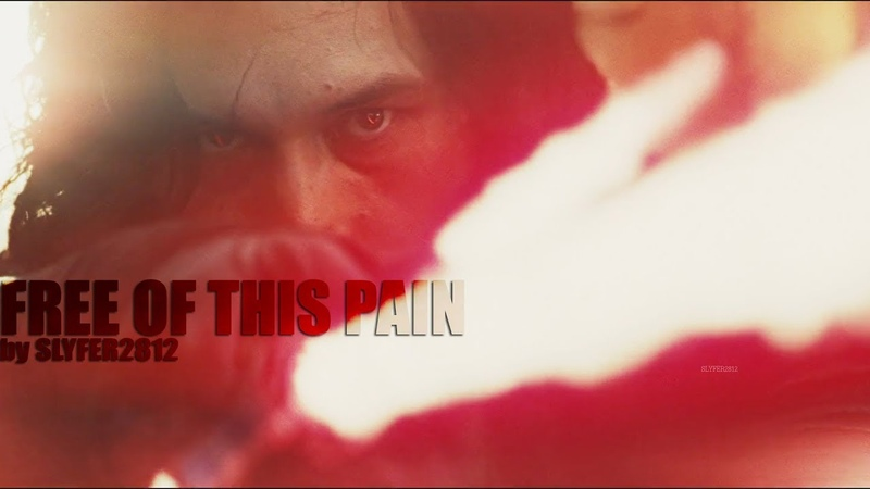Kylo Ren   To be free of this pain [10K]