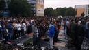 Islamisierung in Halle Saale schreitet voran Allahu Akbar Islam Muslime Koran