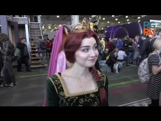 Чем запомнится Comic Con Russia 2018
