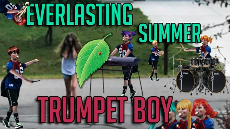 Trumpet Boy - Everlasting Summer