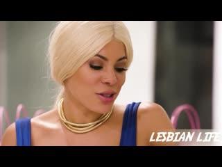 Порно пародия.порно бразерс.красивая девушка.эротика luna star trains newbie slut whitney wright --lesbian life